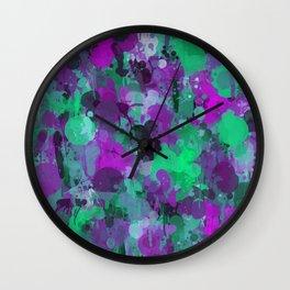 Rhapsody of colors 4. Wall Clock