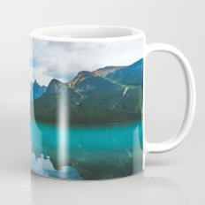 The Mountains and Blue Water Mug