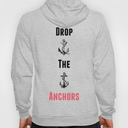 Anchor Drop for Light Tees Hoody