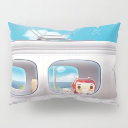 One Little Trip Pillow Sham