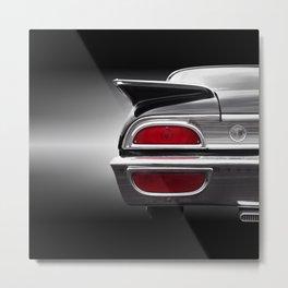 US American classic car 1960 star liner hardtop Metal Print