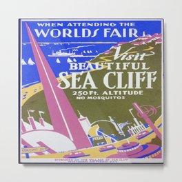 World's Fair Metal Print