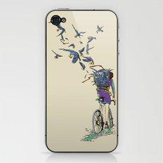 TweetJourney iPhone & iPod Skin