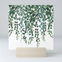 Ivy Vine Drop Mini Art Print