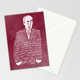 My Name is John Daker Stationery Cards