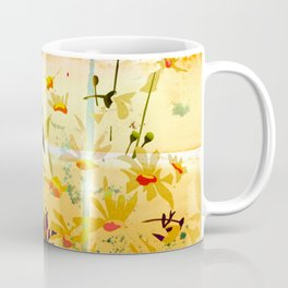 flowers at the beach Coffee Mug