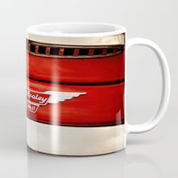 austin Mugs featuring Austin Healey by Anna Dykema Photography