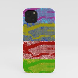 NYC 4x2 iPhone Case