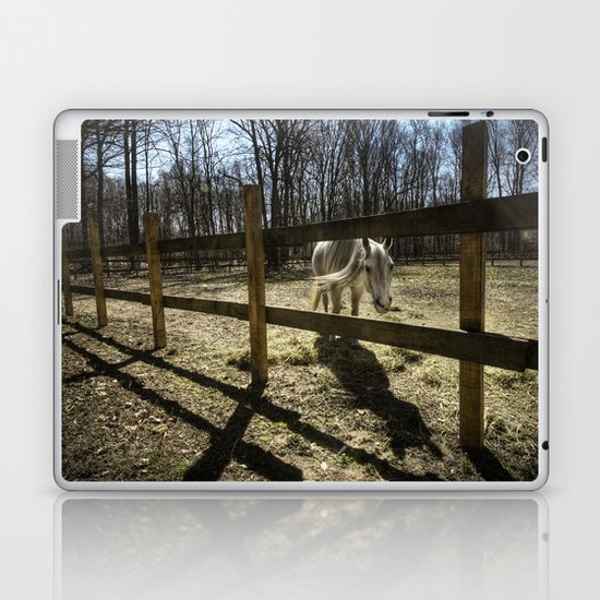 horse. Laptop & iPad Skin