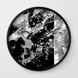 Nexus II Wall Clock