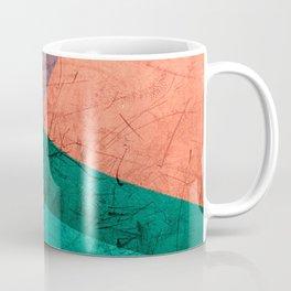 Colorful Scratches Coffee Mug