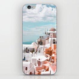 Santorini, Oia iPhone Skin