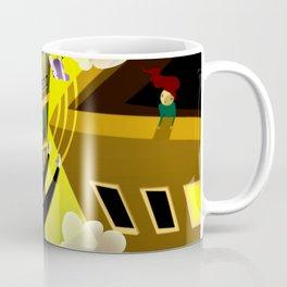 JUMP THROUGH THE SKY Coffee Mug
