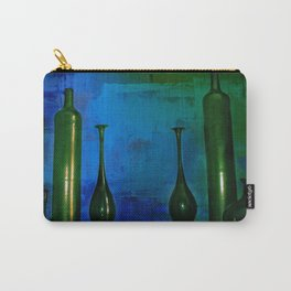 glass is green Carry-All Pouch