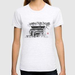 japanese shop T-shirt