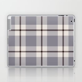big light weave monochrome Laptop & iPad Skin