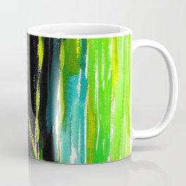 Dark Floors Green Palette By Fairychamber  Coffee Mug