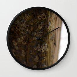 Barnacles Wall Clock