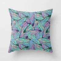 wings Throw Pillows featuring Wings by AnaAna