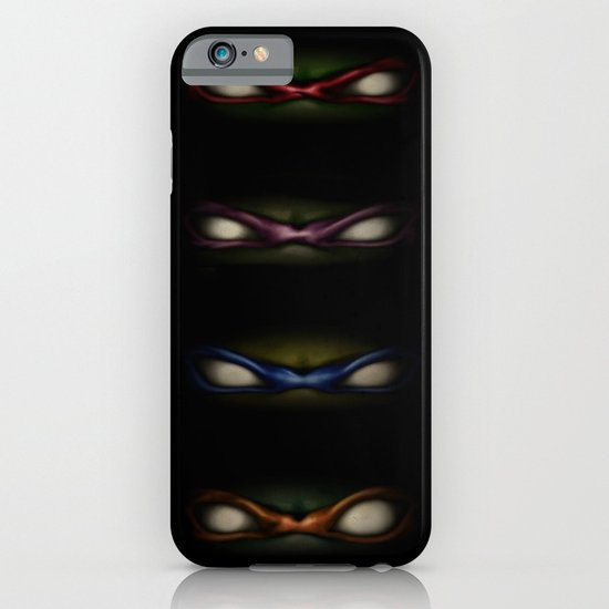 Teenage Mutant Ninja Turtles TMNT iPhone & iPod Case