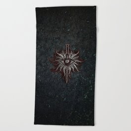 The Inquisition Beach Towel