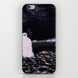 Lonely Nights iPhone Skin