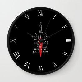 Love of Honor Wall Clock