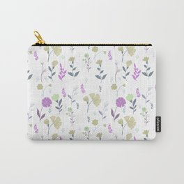 Tulum Floral 5 Carry-All Pouch