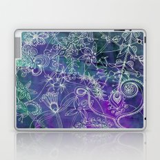 Insidious Flowers Laptop & iPad Skin