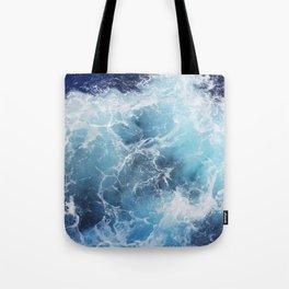 Ocean Waves Umhängetasche