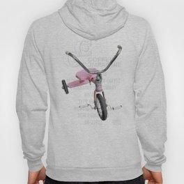 Pink Tricycle Hoody