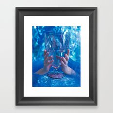Ace of Cups Framed Art Print