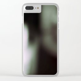 lights VI Clear iPhone Case