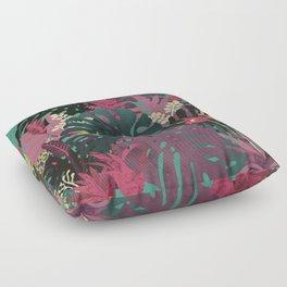 Tropical Tendencies Floor Pillow