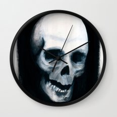 Bones XV Wall Clock