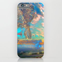 Aqua Play iPhone Case