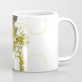 Montana Flowers & Sacred Geometry Coffee Mug