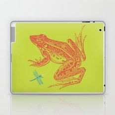 Frog vs. Dragonfly Laptop & iPad Skin