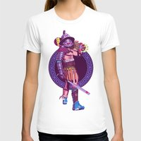gladiator T-shirts featuring Street Warriors - Gladiator by Mike Wrobel