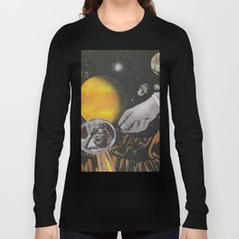 Spacey Mind Tricks Long Sleeve T-shirt