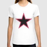 superhero T-shirts featuring Superhero by Miki Price