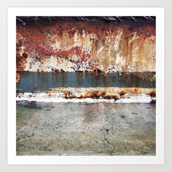 Coastline by redsawdust