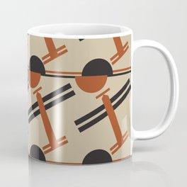 soviet pattern - constructivism Coffee Mug