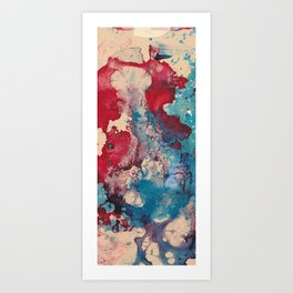 soft II Art Print