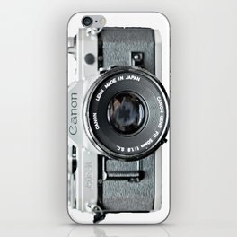 Vintage Camera Phone iPhone Skin