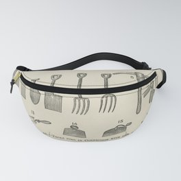 The fruit growers guide  Vintage  of tools Fanny Pack