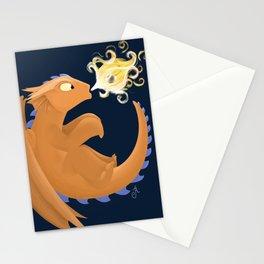 Roasting Marshmallows Stationery Cards
