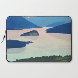 Shuswap Lake Provincial Park Laptop Sleeve