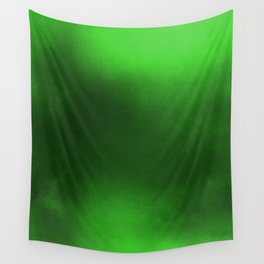 P1 Green s6 Wall Tapestry