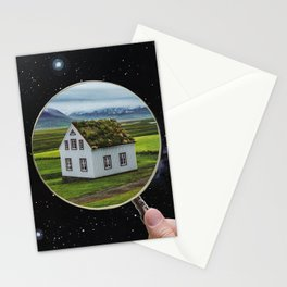 You Are Here Stationery Cards